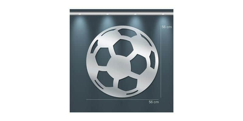 Tendance Miroir Ballon de Football L