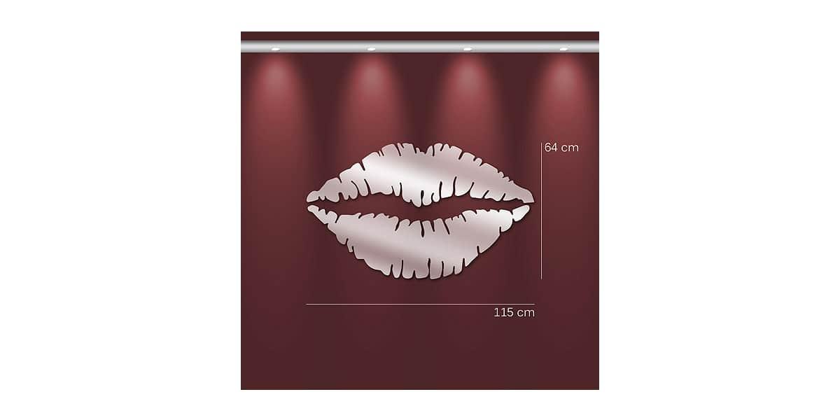 Tendance Miroir Kiss L