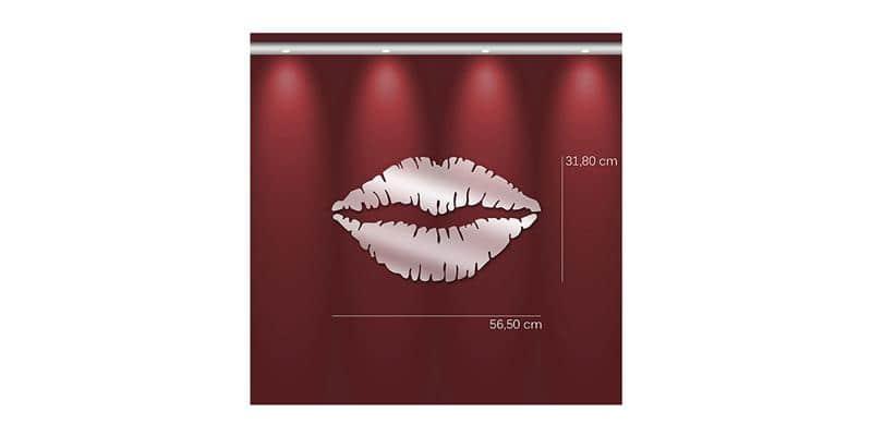 Tendance Miroir Kiss M