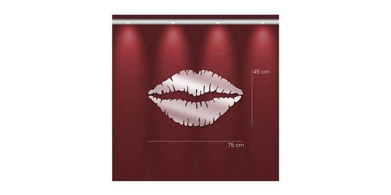 Tendance Miroir Kiss S