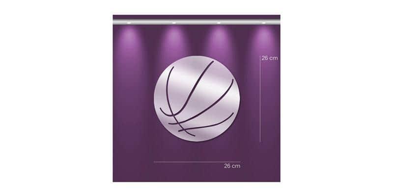 Tendance Miroir Ballon de Basket S
