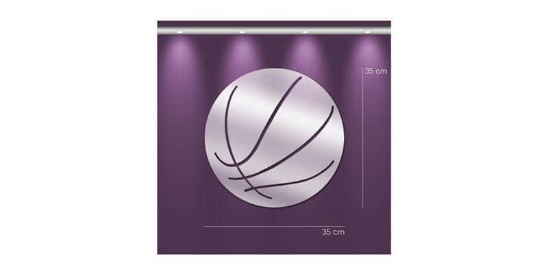 Tendance Miroir Ballon de Basket M