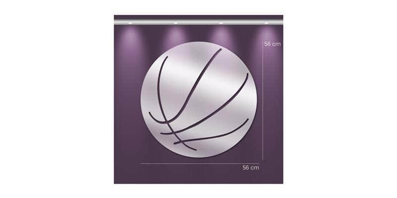 Tendance Miroir Ballon de Basket L