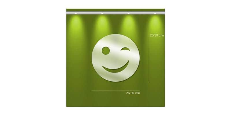 Tendance Miroir Smiley S Miroirs D Co Sur Easylounge