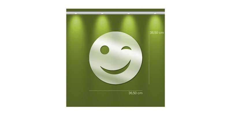 Tendance Miroir Smiley M