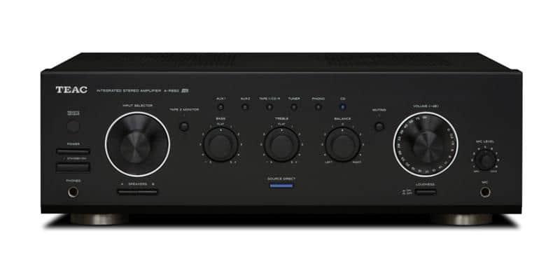 Teac A-R650-MK2 Noir