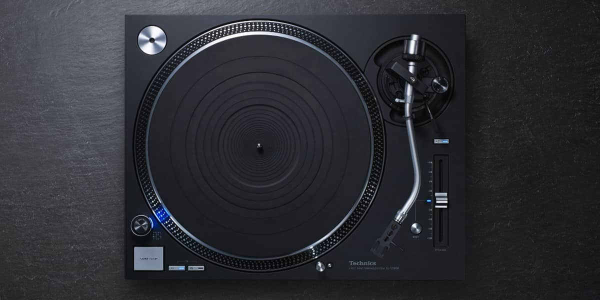 Technics SL-1210GR Black