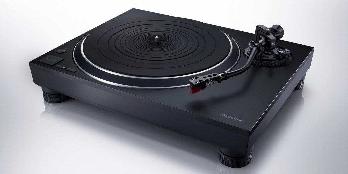Technics SL-1500C Noir