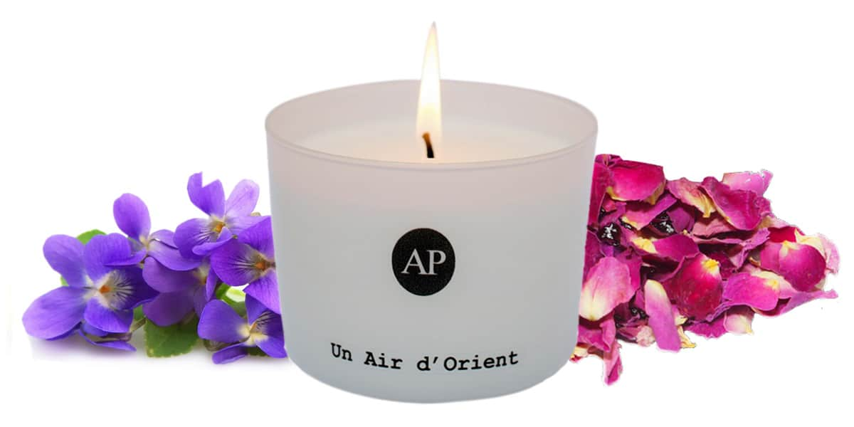 un air de parfum un air d 39 orient bougies parfum es sur easylounge. Black Bedroom Furniture Sets. Home Design Ideas