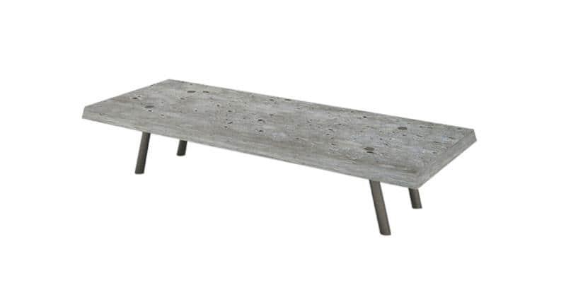 malherbe edition b ton blanc tables basses sur easylounge. Black Bedroom Furniture Sets. Home Design Ideas