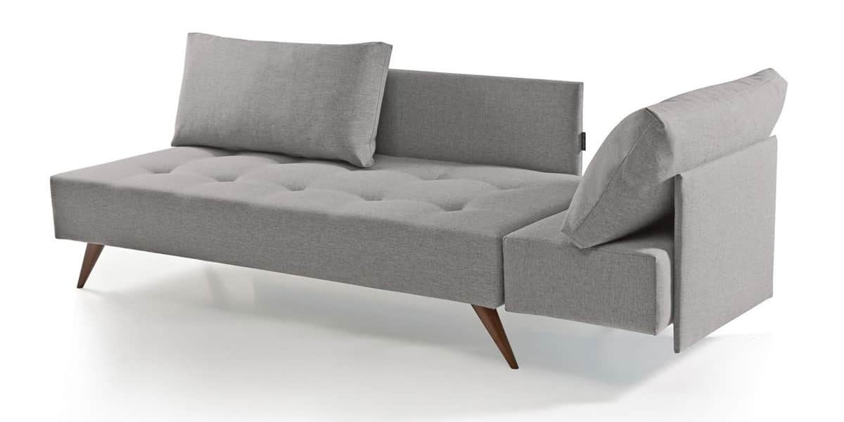 ultra sofa callista gris 2p80 canap s droits sur easylounge. Black Bedroom Furniture Sets. Home Design Ideas
