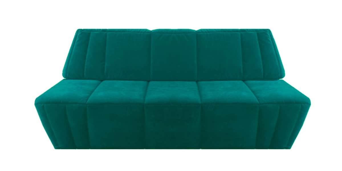 ultra sofa cosima bleu clair canap s convertibles sur easylounge. Black Bedroom Furniture Sets. Home Design Ideas
