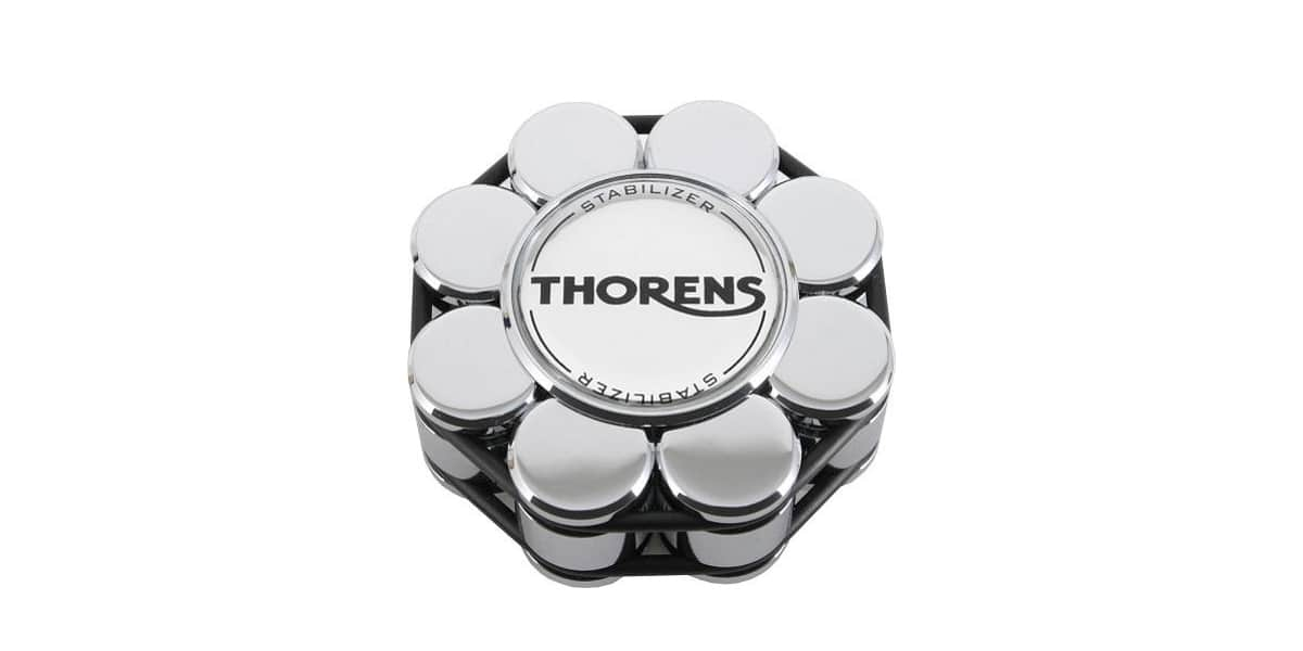 Thorens Stabilizer Chome