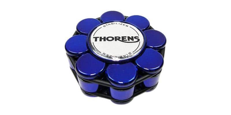 Thorens Stabilisateur Bleu