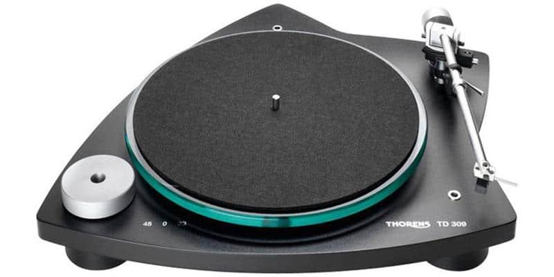 Thorens TD-309 Noir