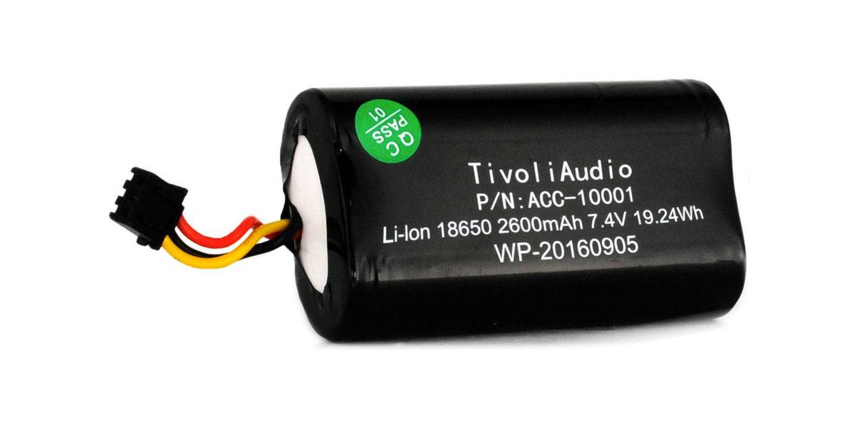 Tivoli Batterie pour Cube et Orb