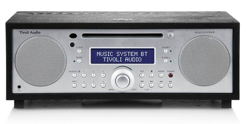 Tivoli Music System Noir
