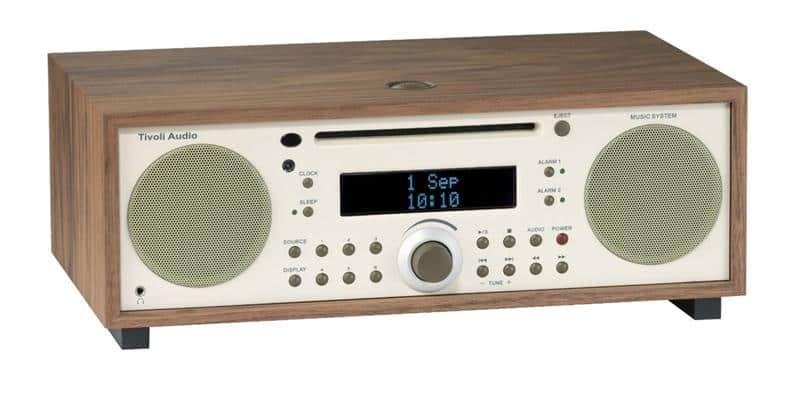 Tivoli Music System Noyer