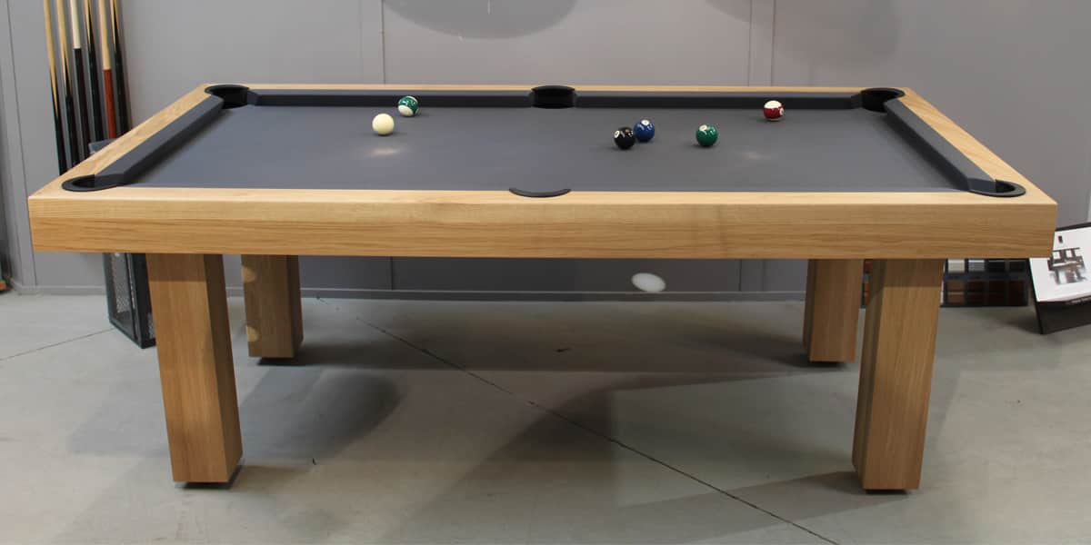 Billards Toulet Purity Chêne Naturel