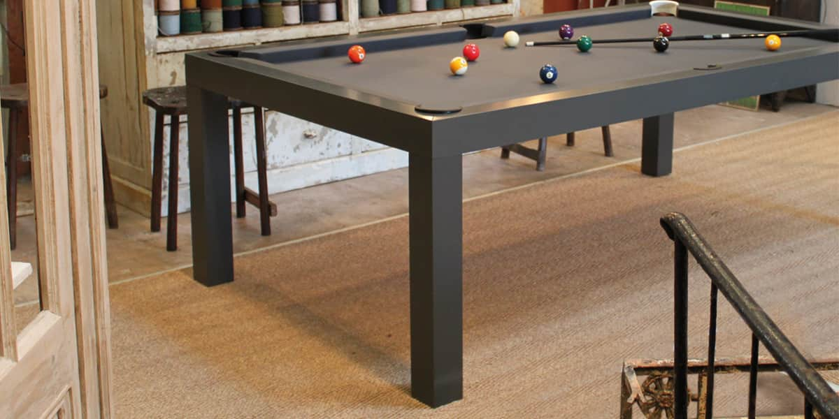 Billards Toulet Pearl Gris Tables De Billard Sur Easylounge