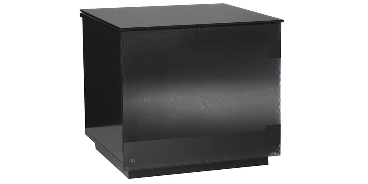 Uk cf barcelona noir meubles tv divers sur easylounge for Meuble barcelona