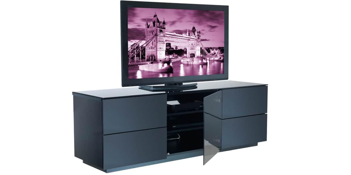 uk cf london noir meubles tv divers sur easylounge. Black Bedroom Furniture Sets. Home Design Ideas