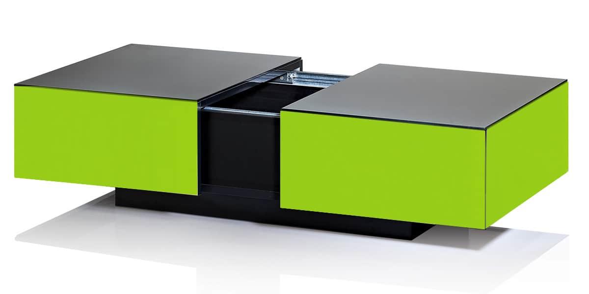 ultimate g ct vert tables basses sur easylounge. Black Bedroom Furniture Sets. Home Design Ideas