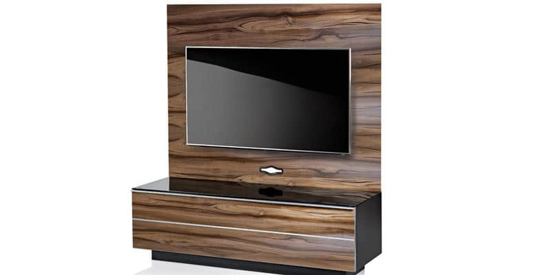 ultimate gplate gs135 bois meubles tv ultimate sur easylounge. Black Bedroom Furniture Sets. Home Design Ideas