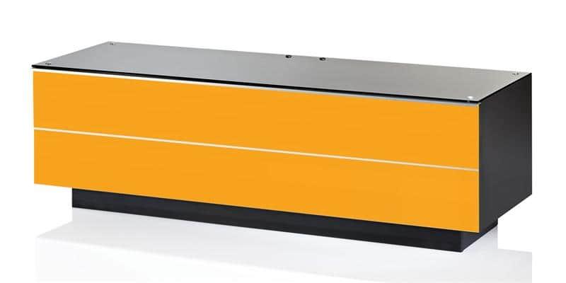 ultimate g s 135 jaune meubles tv ultimate sur easylounge. Black Bedroom Furniture Sets. Home Design Ideas