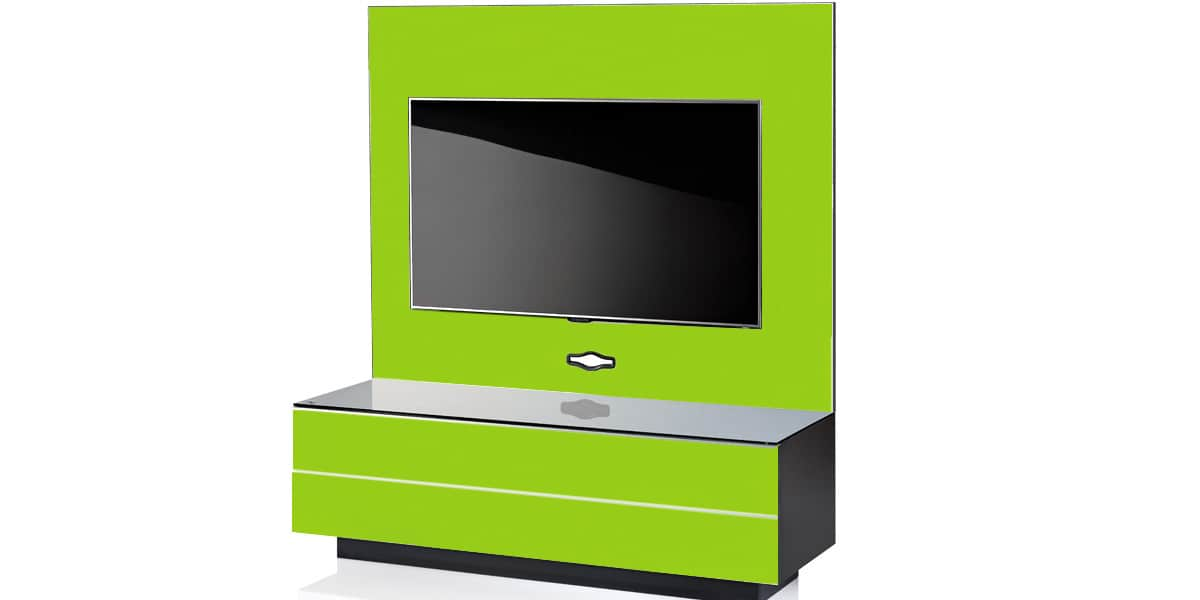 ultimate gplate gs 135 vert meubles tv ultimate sur easylounge. Black Bedroom Furniture Sets. Home Design Ideas