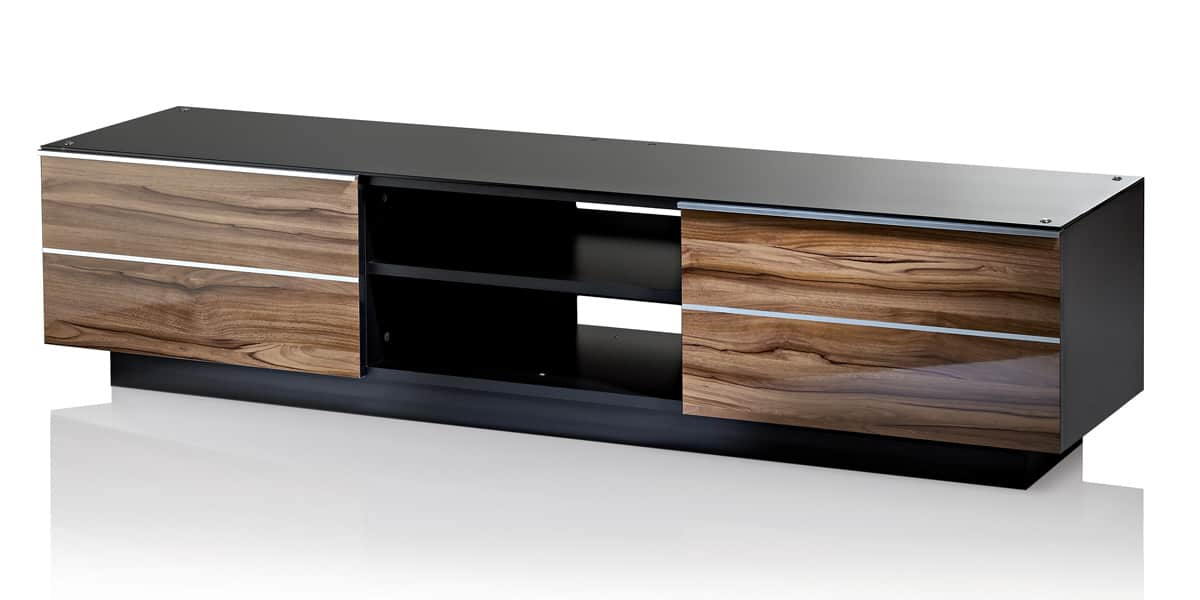 ultimate gs180 bois meubles tv ultimate sur easylounge. Black Bedroom Furniture Sets. Home Design Ideas