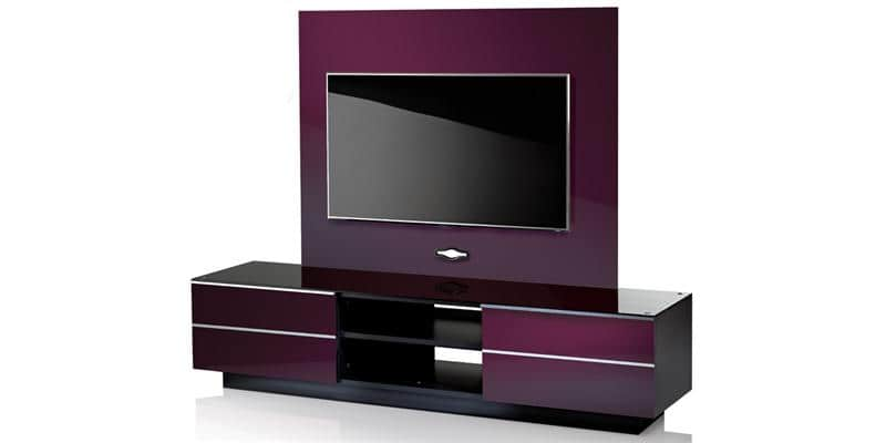 meuble tv bordeaux. Black Bedroom Furniture Sets. Home Design Ideas