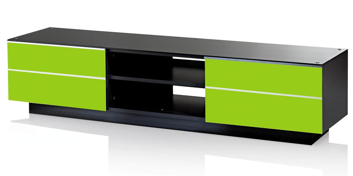 ultimate g s 180 vert meubles tv ultimate sur easylounge. Black Bedroom Furniture Sets. Home Design Ideas
