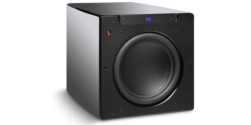 Velodyne SPL-1200U Black