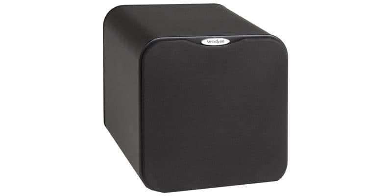 Velodyne SPL-800i Noir
