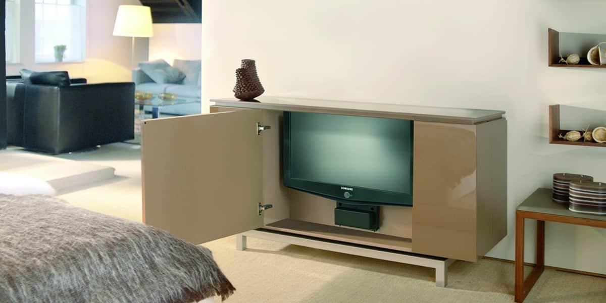 Venset ts1000a supports tv motoris s sur easylounge - Meuble tv ascenseur ...