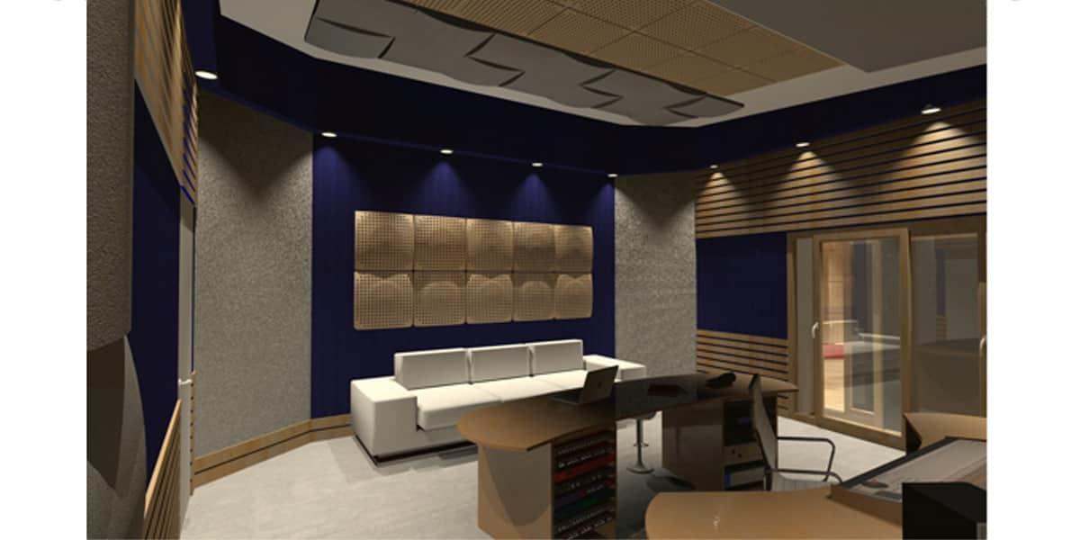 Vicoustic omega wood cherry lot de 6 easylounge - Installation home cinema salon ...
