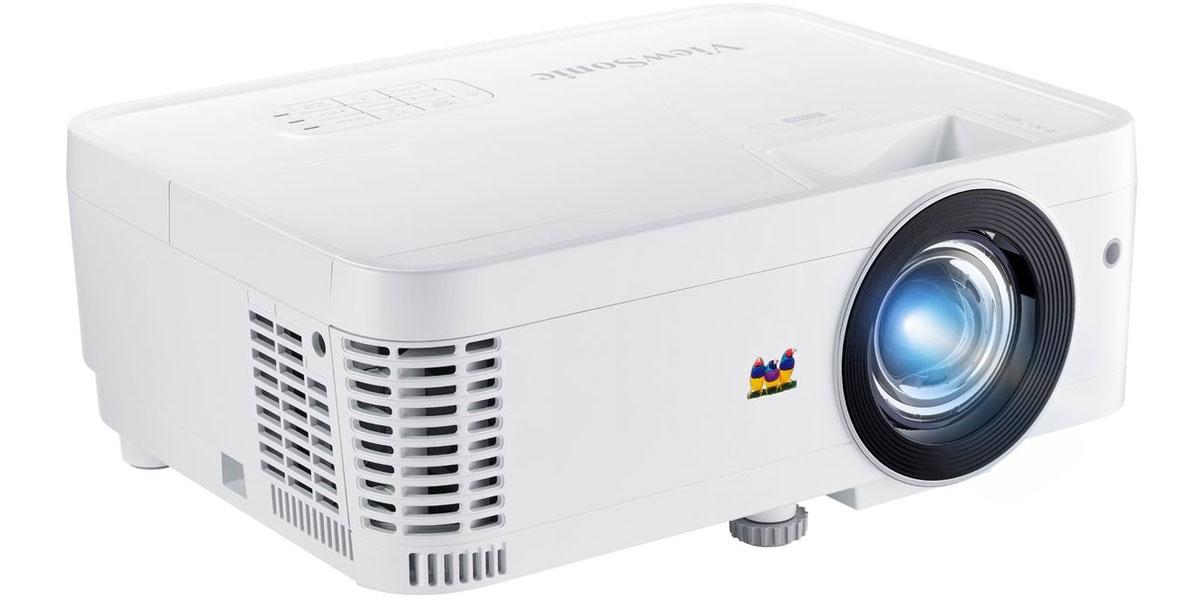 ViewSonic PX706HD Blanc