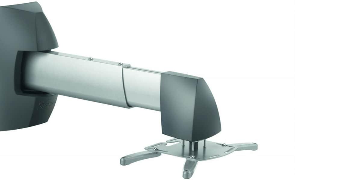 vogel 39 s pps 350 argent supports vid oprojecteurs sur easylounge. Black Bedroom Furniture Sets. Home Design Ideas