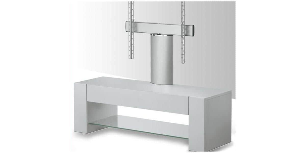 Vogel 39 s q6220 silver meubles tv vogel 39 s sur easylounge - Meuble tv avec support orientable ...