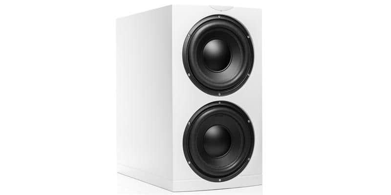 Waterfall Audio HF3-500 Blanc