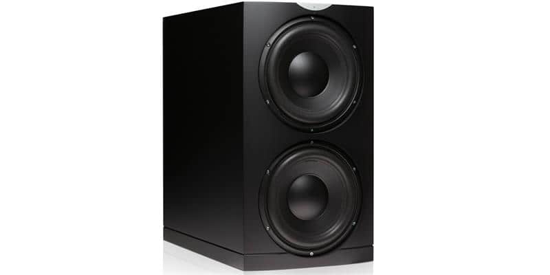 Waterfall Audio HF3-500 noir