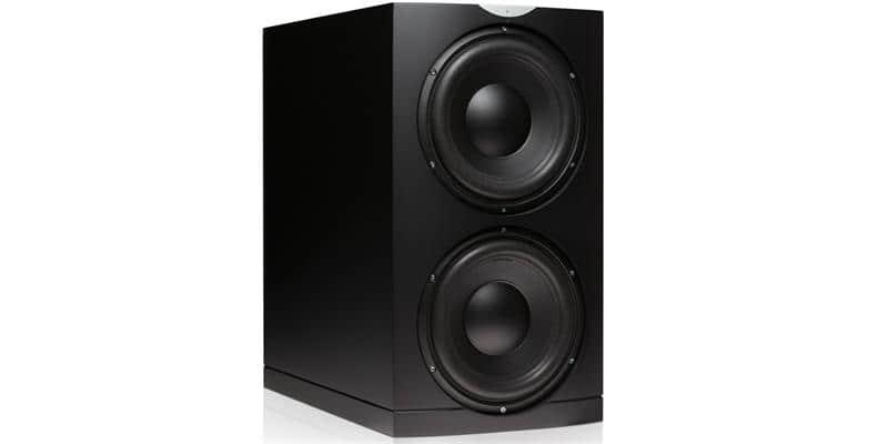 Waterfall Audio HF3-500 noir