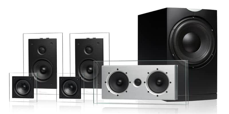 Waterfall Audio Elora Evo Hurricane Evo Serio Noir