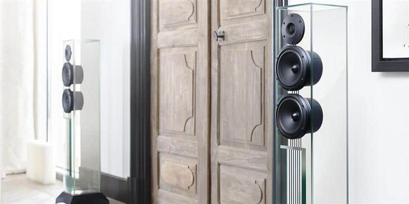 Waterfall Audio Victoria Evo Verre
