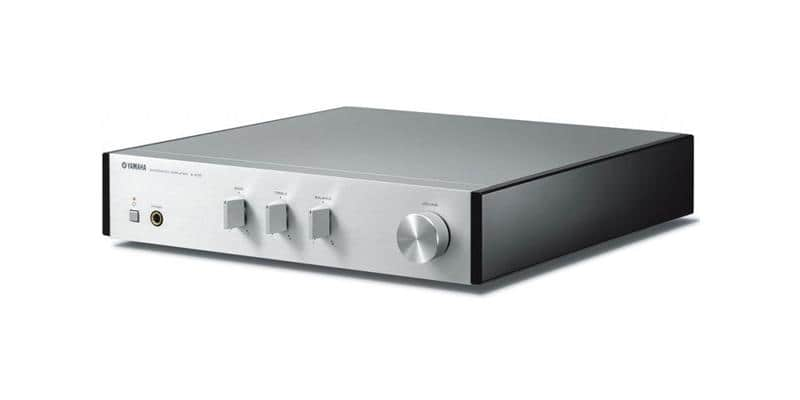 Yamaha A-670 Silver
