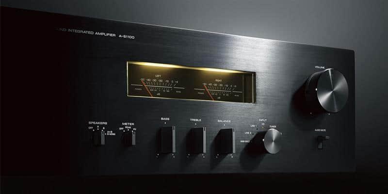 Yamaha A-S1100 Noir
