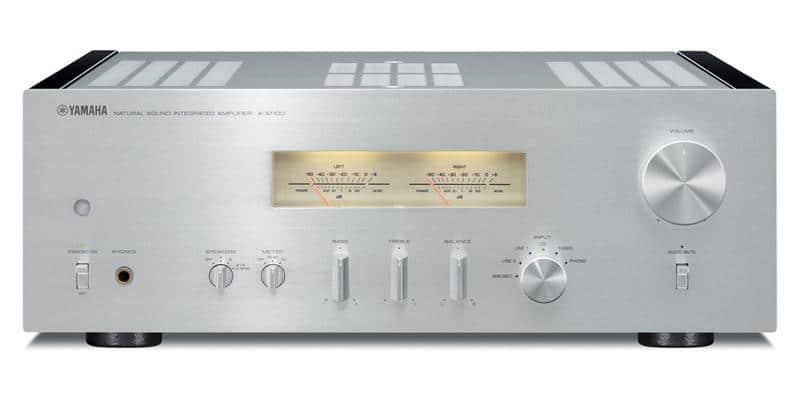 Yamaha A-S1100 Silver