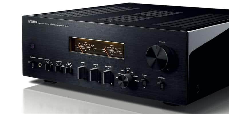 Yamaha A-S2100 Noir