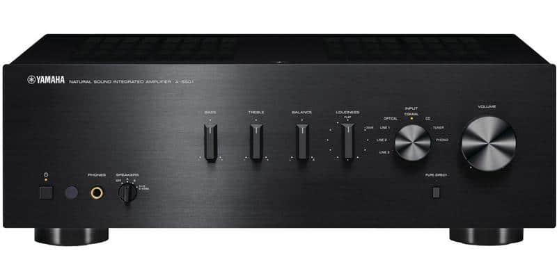 Yamaha A-S501 Noir